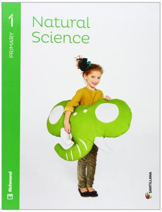 Natural science 1 primary student's book