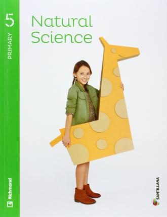 Natural science 5 primary student's book