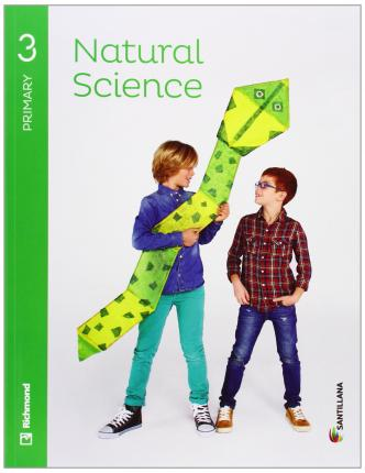 Natural science 3 primary student's book