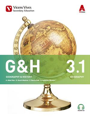 G&h 3.1-3.2 andalucia (geography) + cd 3d class