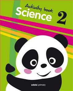 Science, 2 Educación Primaria. Activity book
