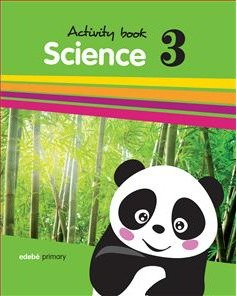 Science, 3 Educación Primaria. Activity book