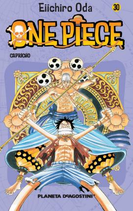 One Piece 30, Capricho Cover Image