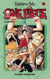 One Piece 39, La disputa Cover Image