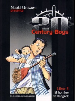 20th Century Boys 3 Cover Image