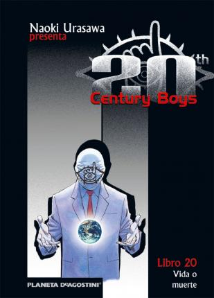 20th Century Boys 20 Cover Image