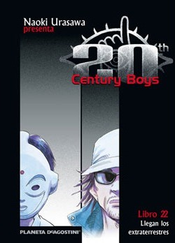 20th Century Boys 22 Cover Image