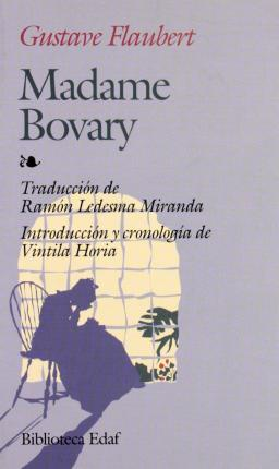 a literary analysis of madame bovary by gustave flaubert Gustave flaubert's madame bovary (1856) is the story of a bored housewife who has two extra-marital affairs but finds adultery almost as disappointing as marriage the novel exemplifies the tendency of realism, over the course of the nineteenth century, to become increasingly psychological.