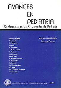 Avances en pediatría : (conferencias en la XII jornadas)