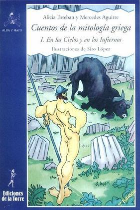 Cuentos de la mitologia Griega / Stories of the Greek Mythology