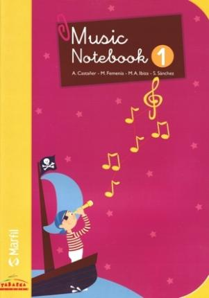 Music notebook 1