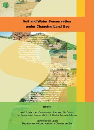 Soil and water conservation under changing land use