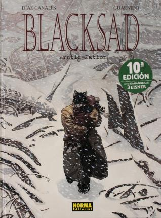 Blacksad, 2