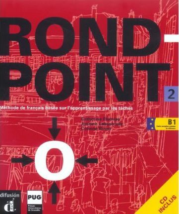 Rond Point 2 : Livre De L'eleve + CD-audio 2