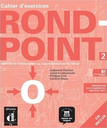 Rond-Point : Cahier D'Exercices + CD-Audio 2