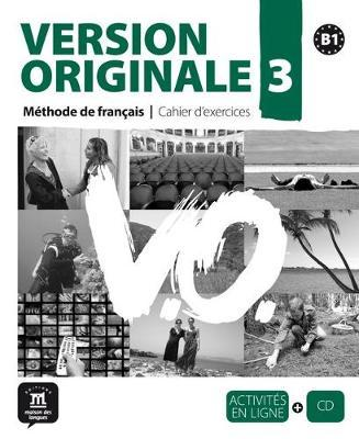 Version Originale : Cahier d'exercices + CD 3