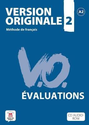 Version Originale : Les evaluations de Version Originale 2 + CD audio-ROM
