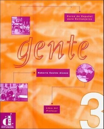 Gente 3: Teacher's Book