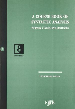 COURSE BOOK OF SYNTACTIC
