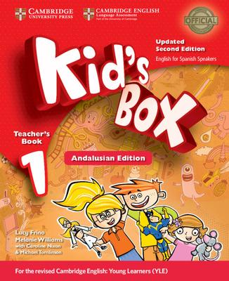 Kid's Box Level 1 Teacher's Book Updated English for Spanish Speakers