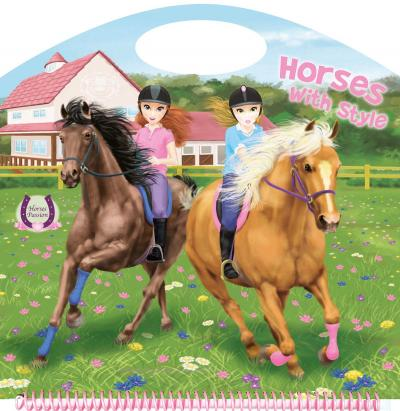 Horses passion with style