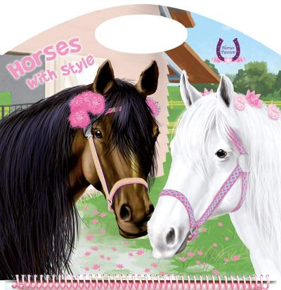 Horses passion with