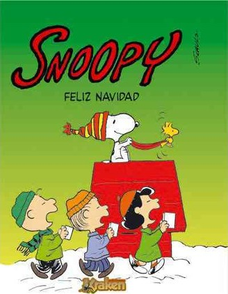 Snoopy Merry Christmas Images.Snoopy Feliz Navidad Snoopy Merry Christmas Charles M Schulz