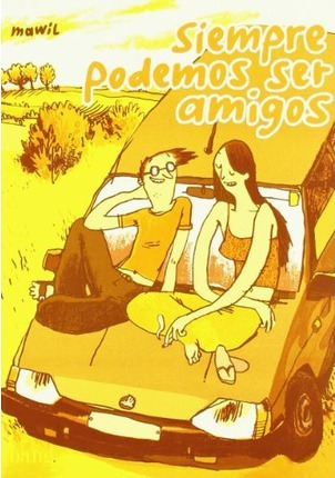 Siempre podemos ser amigos/ Whenever we can be friends Cover Image