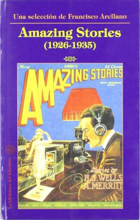 Amazing stories, 1926-1935 Cover Image