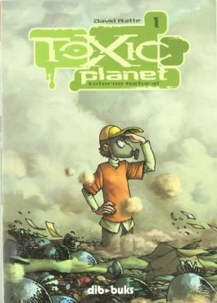 Toxic planet Cover Image