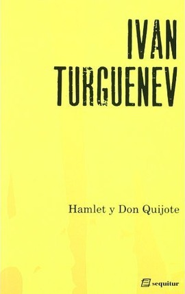 Hamlet y Don Quijote Cover Image