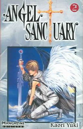 Angel Sanctuary 2 Cover Image