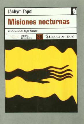 Misiones Nocturnas/ Nocturnal Missions Cover Image