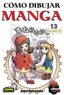 Como Dibujar Manga 13 Nivel Basico / How to Draw Manga 13 Basic Level Cover Image