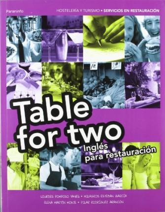 Table for two : inglés para restauración