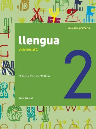Llengua. Cicle Inicial 2 (2016)