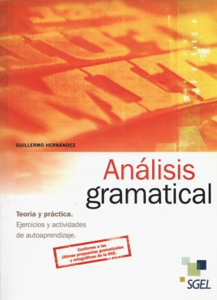 ANALISIS GRAMATICAL
