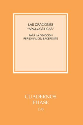 ORACIONES APOLOGETICAS, LAS