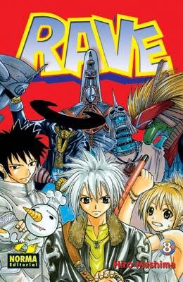 Rave 8 Cover Image