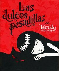 Las dulces pesadillas de Emily The Strange/ Emily's Good Nightmares Cover Image