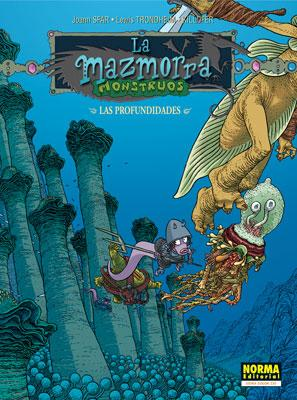 La Mazmorra Monstruos 9 / The Dungeon Monsters 9 Cover Image
