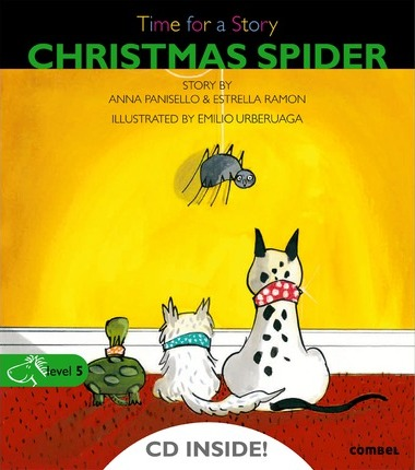 christmas spider - The Christmas Spider