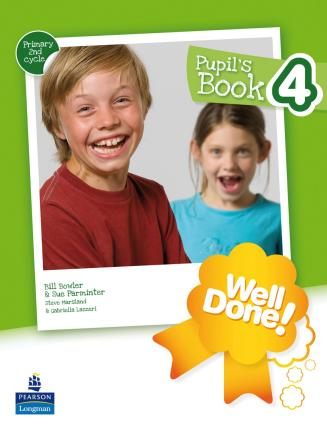 Well Done! 4 Activity Pack
