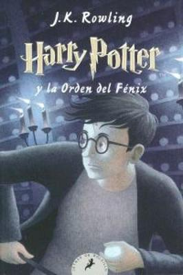Harry Potter y la Orden del Fenix-Spanish