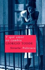 Y que amor no cambia/ And what love does not change Cover Image