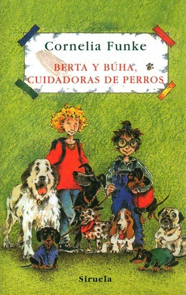 Berta y Buha, cuidadoras de perros / Berta and Buha, Caretakers of Dogs Cover Image