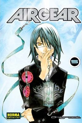 Air Gear 5 Cover Image