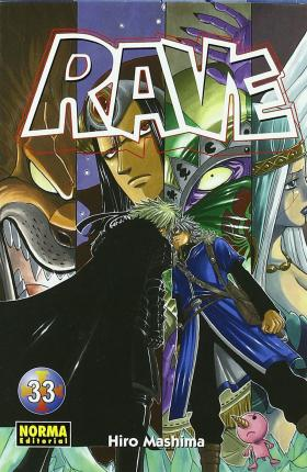 Rave 33 Cover Image