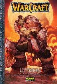 Warcraft 1 Cover Image