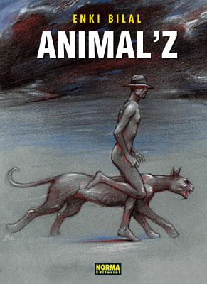 Animal'z Cover Image